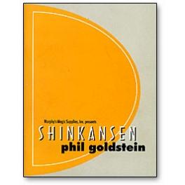 SHINKANSEN  -  PHIL GOLDSTEIN