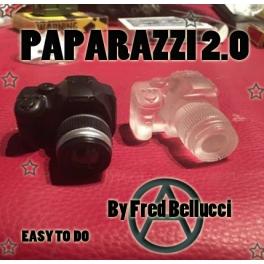 PAPARAZZI 2.0  -  FRED BELLUCCI ( pré-commande)