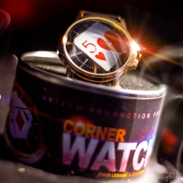 CORNER WATCH OR - THEO LEMAIRE Pré-commande