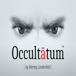 OCCULTATUM   -  MENNY LINDENFELD ( sorti le 05/02)